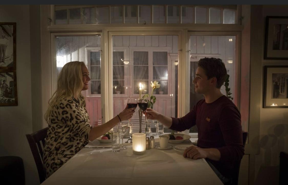Romantisk pakke Sogndalstrand